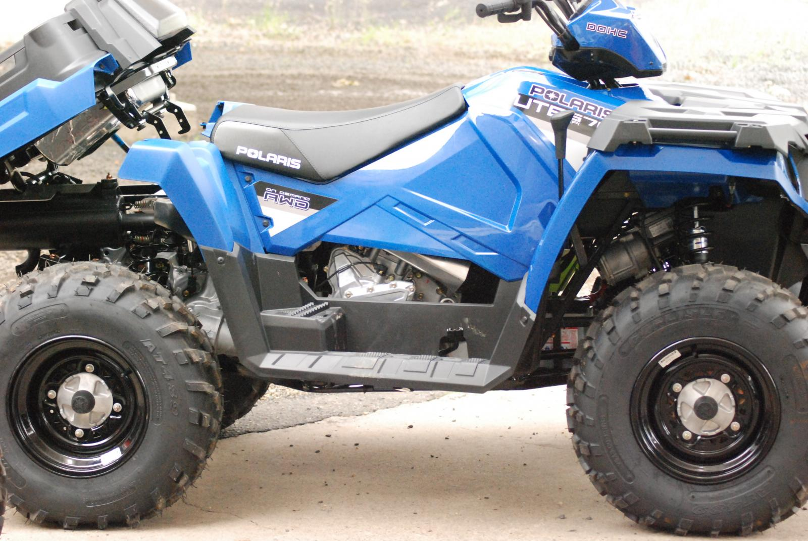 Who invented the first ute auto cars for High style motoring atv